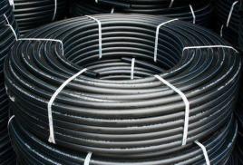 Трубы ПНД для водоснабжения, в бухтах (d20-110мм.)